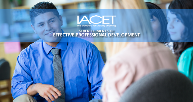 7 Elements of Effective Professional Development image