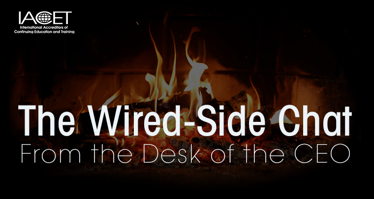The Wired-Side Chat: From the Desk of the CEO image