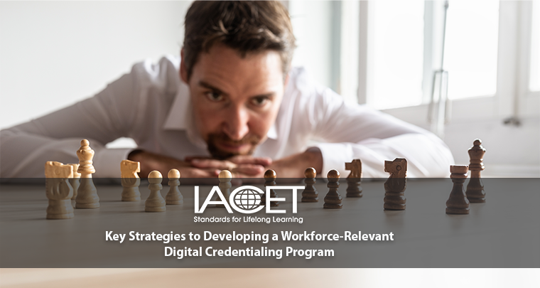 5 Key Strategies to Developing a Workforce-Relevant Digital Credentialing Program image