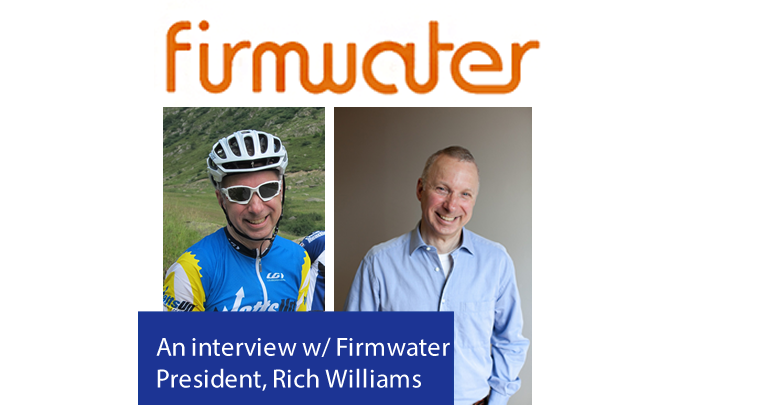 Ten Minutes w/Rich, President at Firmwater LMS. image