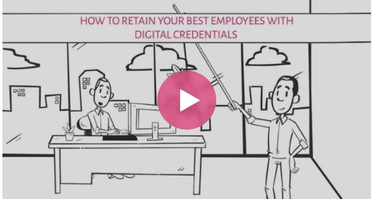 How to Retain Your Best Employees with Digital Credentials image